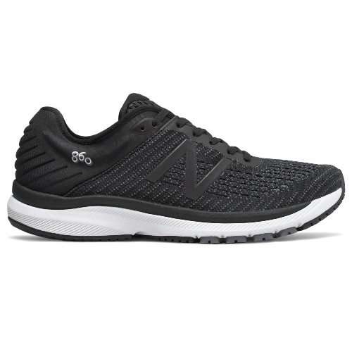 NB M860G10 v10 Men's Black/Phantom/Lead