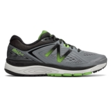 NB M860GG v8 Men's Steel/Energy/Lime