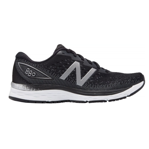 NB M880BK V9 Men's Black/Steel/Orca