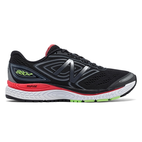 NB M880BR V7 Men's Black/Red