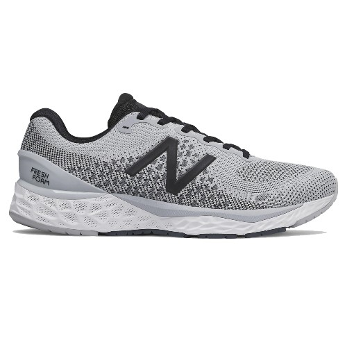 NB M880E v10 Men's Aluminum/Black