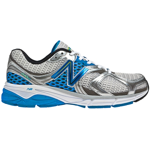 NB M940WB v2 Men's White/Blue - New Balance Style # M940WB2 S13