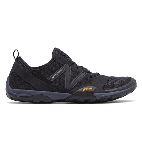 NB MT10SB v4 Men's Black/Silver