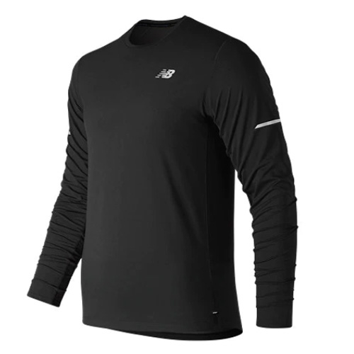 NB NB Ice 2.0 Long Sleeve Men's Black