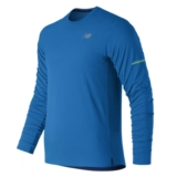 NB NB Ice 2.0 Long Sleeve Men's Laser Blue
