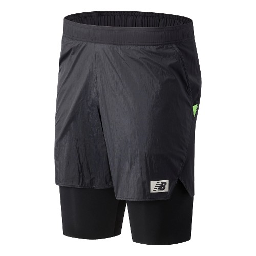 NB PMV All-Terrain 2in1 Short Men's Black