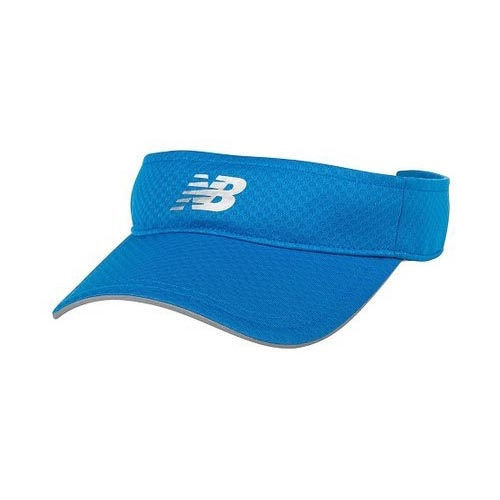 NB Performance Visor Unisex Electric Blue