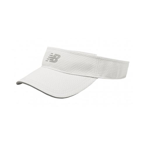 NB Performance Visor Unisex White