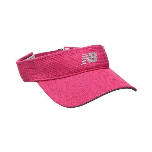 NB Performance Visor Women's Pomgranate