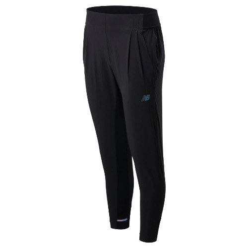 NB Q Speed Run Crew Pant Women's Black