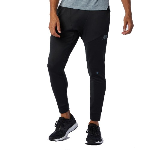 NB Q Speed Run Pant Men's Black/Heather
