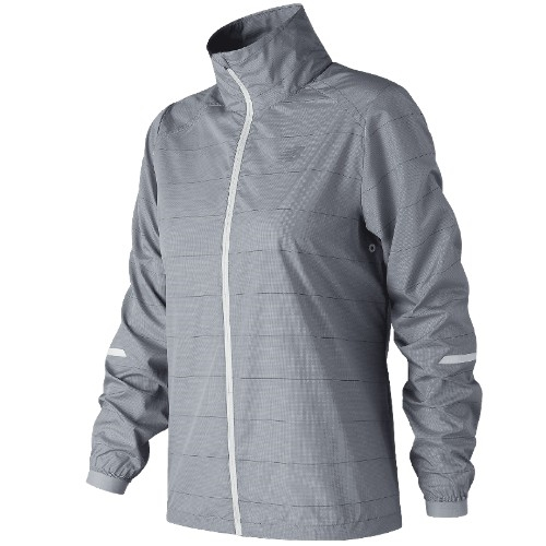 NB Reflective Packable Jacket Women's Grey