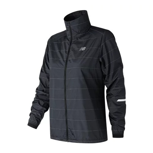 NB Reflective Packable Jacket Women's Black