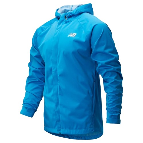 NB Sport Rain Jacket Men's Vision Blue