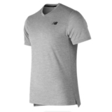 NB Tenacity V Neck Men's Athletic Grey
