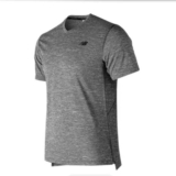 NB Tenacity V Neck Men's Heather/Charcoal