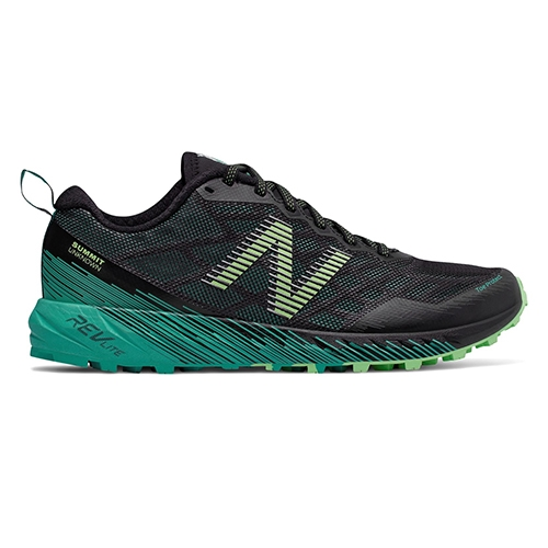 NB Trail Summit Unknown Women's Tidepool/Black - New Balance Style # WTUNKNB S18
