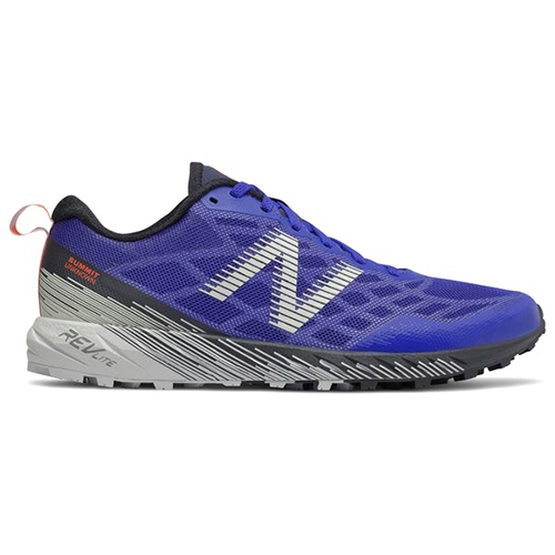 NB Trail Summit Unknown Men's Uv Blue/Alpha Orange