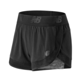 NB Transform 2 In 1 Short Women's Black