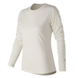 NB Transform Longsleeve Women's Sea Salt Heather