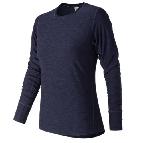 NB Transform Longsleeve Women's Pigment Heather