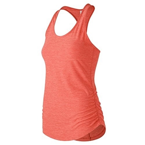 NB Transform Perfect Tank Women's Fiji Heather