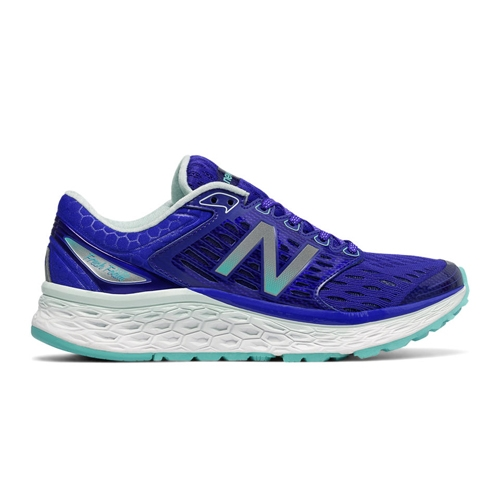 NB W1080GB V6 Women's Blue/White - New Balance Style # W1080GB6 C17