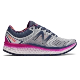 NB W1080WO v7 Women's Grey/Pink/Orange
