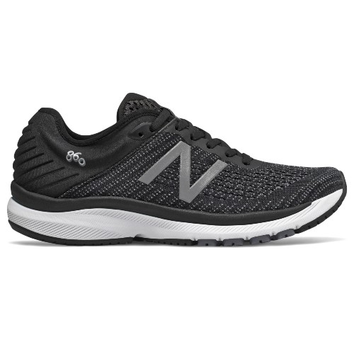NB W860K10 v10 Women's Black/Gunmetal/Lead