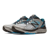 NB W860NYC v7 Women's Black/Silver/Blue