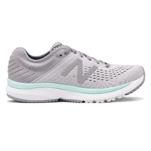 NB W860P10 v10 Women's Steel/Aluminum/Reef
