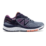 NB W860PG v7 Women's Grey/Marle