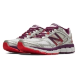 NB W860SPv5 Women's Silver/Purple