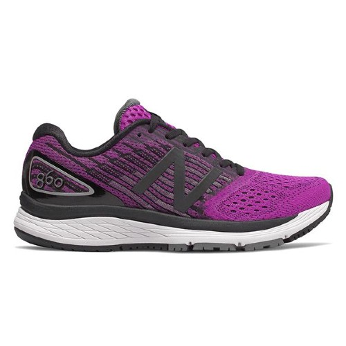 NB W860VB V9 Women's Violet/Black