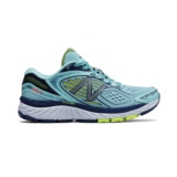 NB W860WB v7 Women's White/Blue
