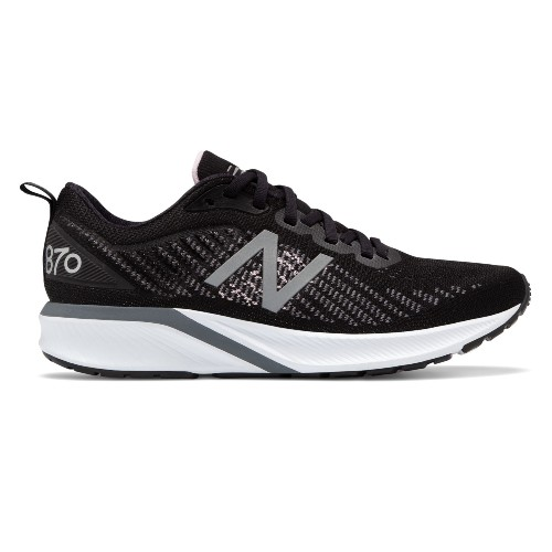NB W870BW V5 Women's Black/White