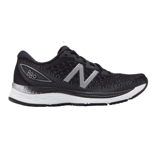 NB W880BK v9 Women's Black/Steel/Orca