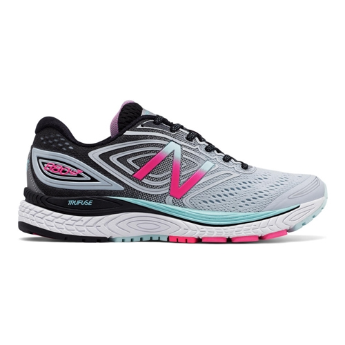 NB W880GB V7 Women's Blue/Black/Pink - New Balance Style # W880GB7 S17