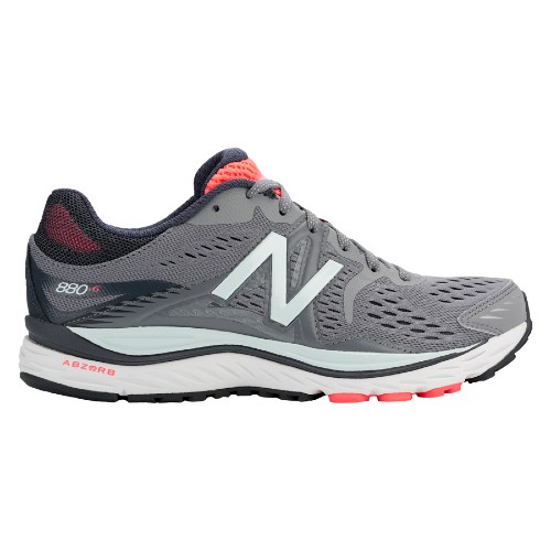 NB W880GB v6 Women's Grey/Blue/Pink