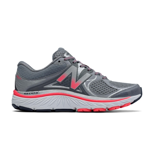 NB W940GP3 Women's Silver/Guava/Grey
