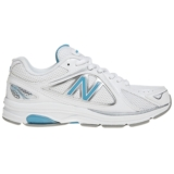 NB WW847WB Women's White/Blue