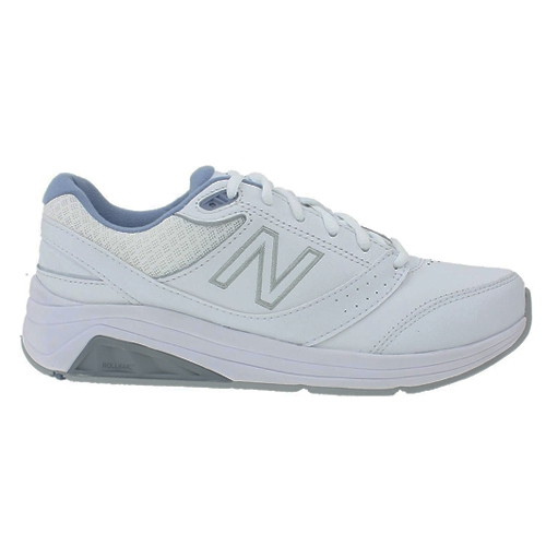 NB WW928WB3 Women's White/Blue
