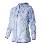 NB Windcheater Jacket Women's Spectral Tech