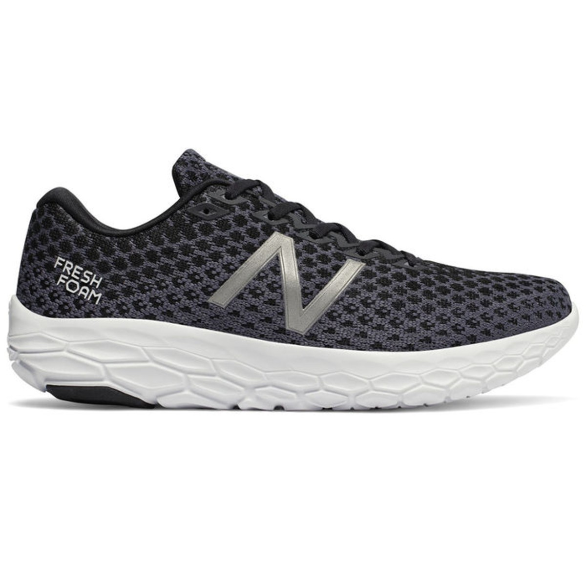 NB-Fresh-Foam-Beacon Men's Black/Magnet