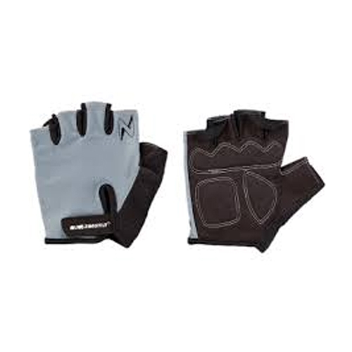 Nakamura Fingerless Gloves Black/Grey
