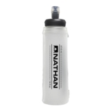 Nathan 14oz Soft Flask w/Bite Clear
