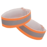 Nathan Ankleband Pair Orange