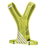 Nathan Bandolier Vest Unisex Safety Yellow O/S