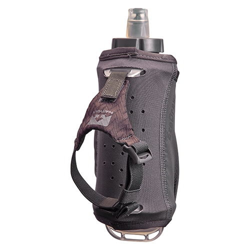 Nathan ExoDraw 18oz/535mL Unisex Steel Grey