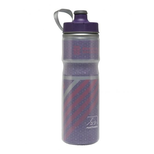 Nathan Fire & Ice II Bottle Imperial Purple 20oz/600ml